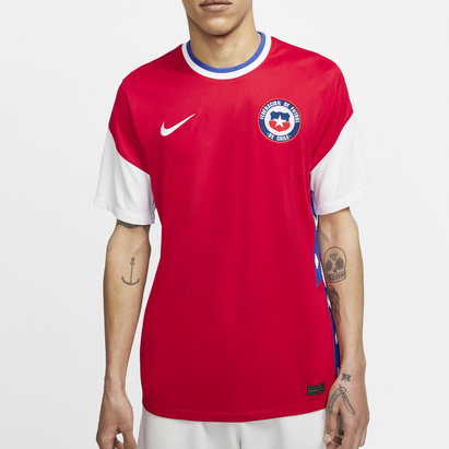 Nike Chile 2020 Home Football Shirt