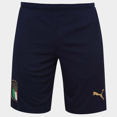 Puma Italy 2020 Football Training Shorts