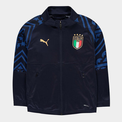 Puma Italy 2020 Kids Stadium Football Jacket