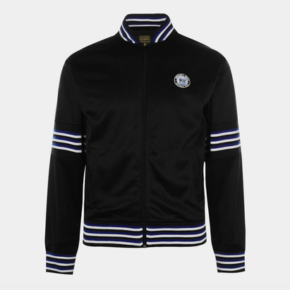 Score Draw NUFC 74 Retro Football Track Jacket