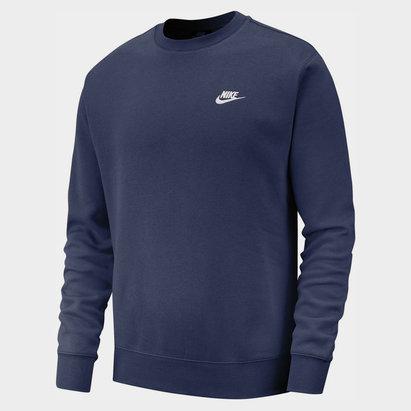 Nike Fund Fleece Crew Sweatshirt Mens