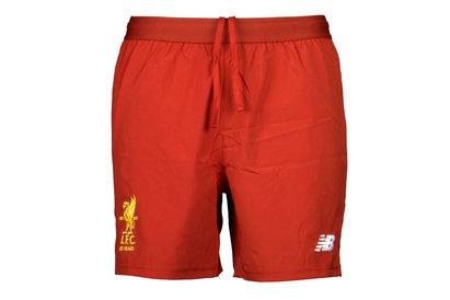 New Balance Liverpool FC 17/18 Home Football Shorts