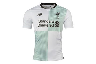 Liverpool FC 17/18 Away S/S Football Shirt