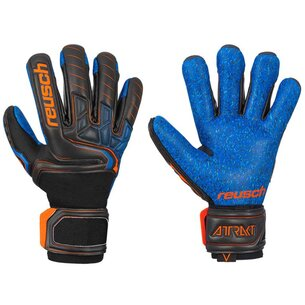 Reusch Attrakt G3 Fusion Evolution NC Guardian Goalkeeper Gloves