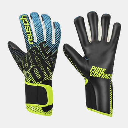 Reusch Pure Contact R3 Goalkeeper Gloves Mens