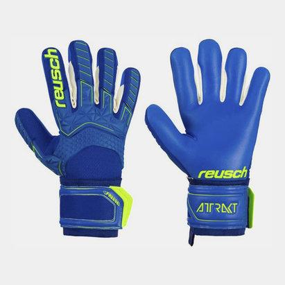 Reusch Freegel S1 Goalkeeper Gloves Adults