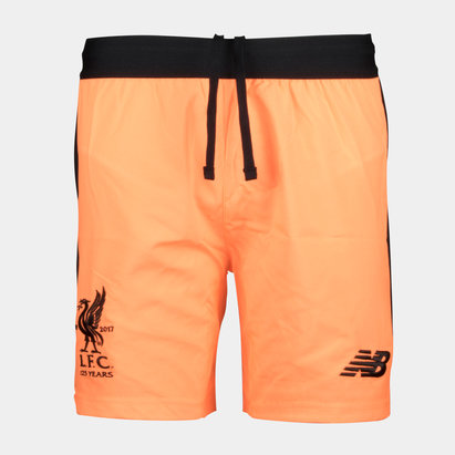 New Balance Liverpool FC 17/18 Kids 3rd Football Shorts