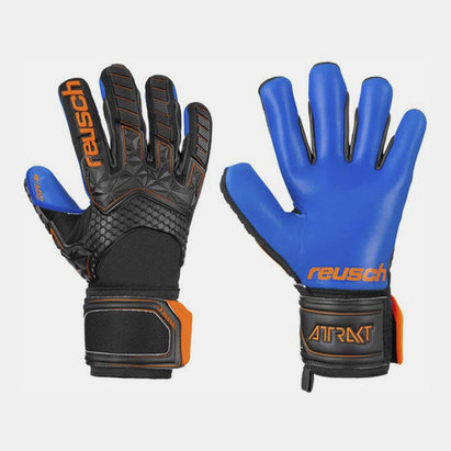 Reusch Attrakt Freegel MX2 Goalkeeper Gloves Mens
