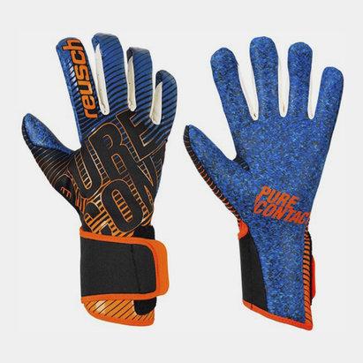 Reusch Pure Contact 3 Goalkeeper Gloves Adults