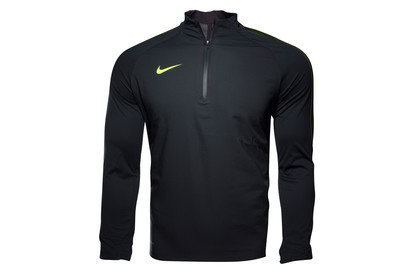 Nike Aerolayer Repel Strike 1/4 Zip Training Football Drill Top