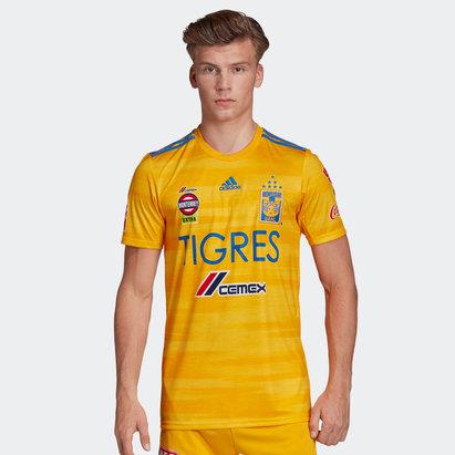 adidas Tigres UANL Home Shirt 2019 2020