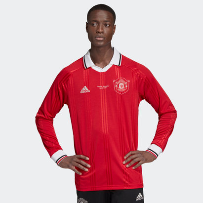 adidas United Icon Long Sleeve Jersey