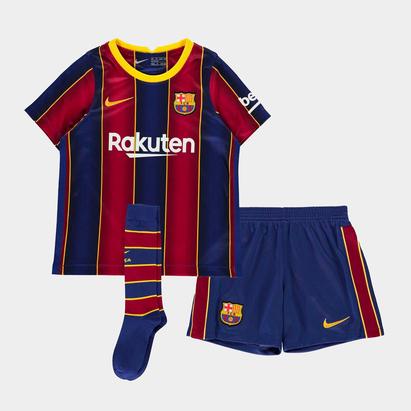 Nike Barcelona Home Mini Kit 2020 2021