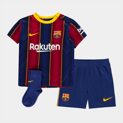 Nike Barcelona Home Baby Kit 20/21