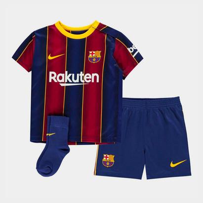 Nike Barcelona Home Baby Kit 2020 2021