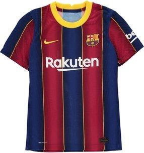 Nike Barcelona Home Vapor Shirt 2020 2021 Junior