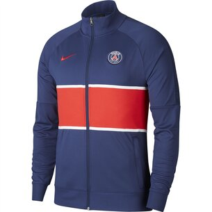 Nike Paris Saint Germain Track Jacket 20/21 Mens