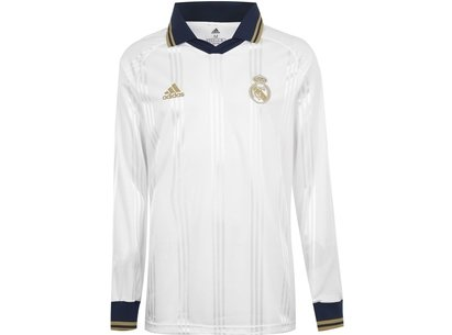 adidas Real Madrid Icons Shirt Mens