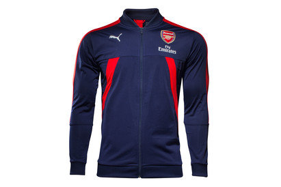 Arsenal 1718 Players Stadium Football Jacket