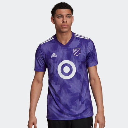 adidas Short Sleeve MLS Replica Jersey Mens