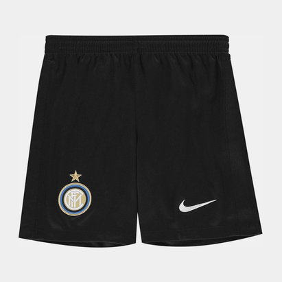 Nike Inter Milan Home Shorts 20/21 Junior