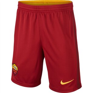 Nike AS Roma Home Shorts 20/21 Kids