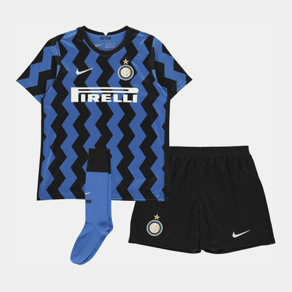 Nike Inter Milan Home Mini Kit 20/21
