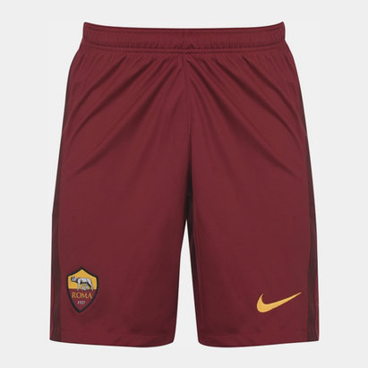 Nike AS Roma Home Shorts 2020 2021