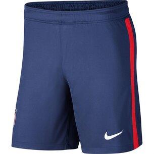 Nike Atletico Madrid Home Shorts 20/21 Mens
