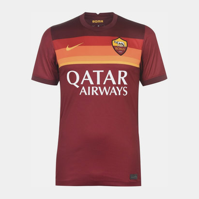 Nike AS Roma Home Shirt 20/21 Mens