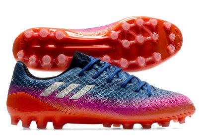 b240f77dc14 adidas Messi 16.1 Blue Blast Pack AG Football Boots Blue Image