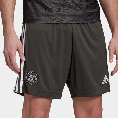 adidas Manchester United Away Shorts 20/21 Mens