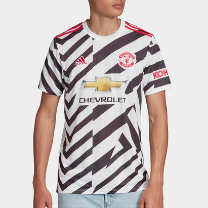 adidas Manchester United Third Shirt 2020 2021
