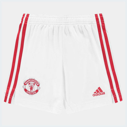 adidas Manchester United Third Shorts 20/21 Kids