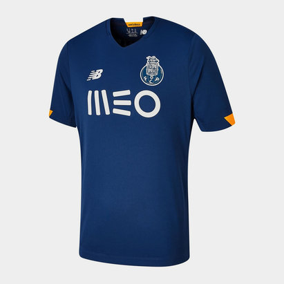 New Balance Porto Away Shirt 20/21 Mens