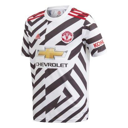 adidas Manchester United Third Shirt 20/21 Kids