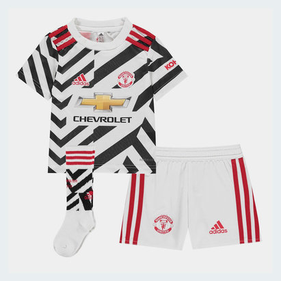 adidas Manchester United Third Mini Kit 20/21
