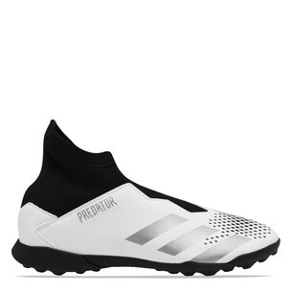 adidas Predator 20.3 Laceless Junior Astro Turf Trainers
