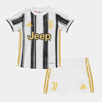 adidas Juventus Home Baby Kit 20/21