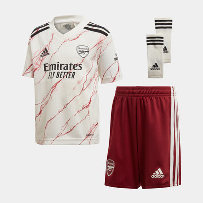 adidas Arsenal Away Mini Kit 20/21