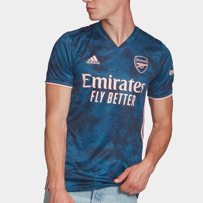 adidas Arsenal Third Shirt 20/21 Mens