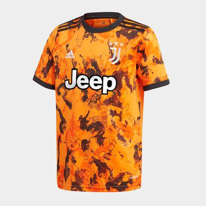 adidas Juventus Third Shirt 20/21 Kids