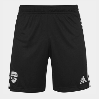 adidas Arsenal Home Goalkeeper Shorts 20/21 Mens
