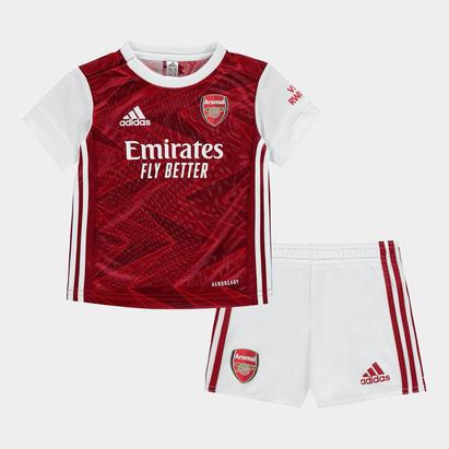 adidas Arsenal Home Baby Kit 20/21
