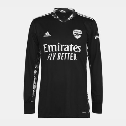 adidas Arsenal Home Goalkeeper Shirt 20/21 Mens