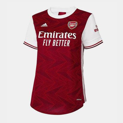 adidas Arsenal Home Shirt 20/21 Ladies