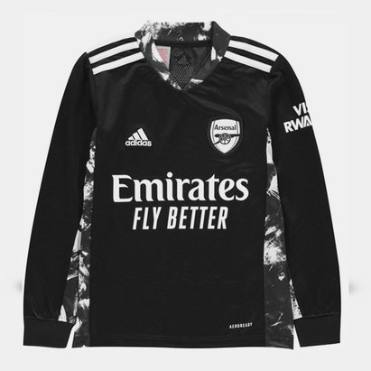 adidas Arsenal Home Goalkeeper Shirt 20/21 Junior