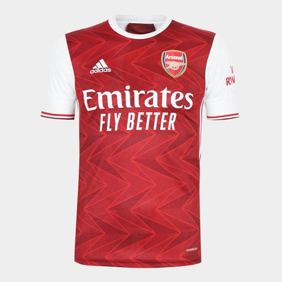 adidas Arsenal Home Shirt 20/21 Mens