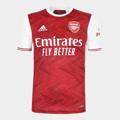 adidas Arsenal Home Shirt 20/21 Mens