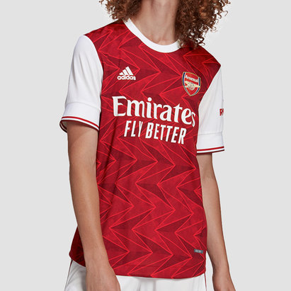 adidas Arsenal Authentic Home Shirt 20/21 Mens